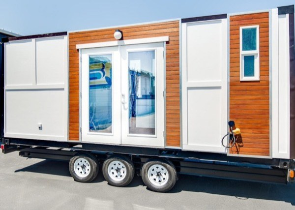 Munda Shipping Container Tiny House
