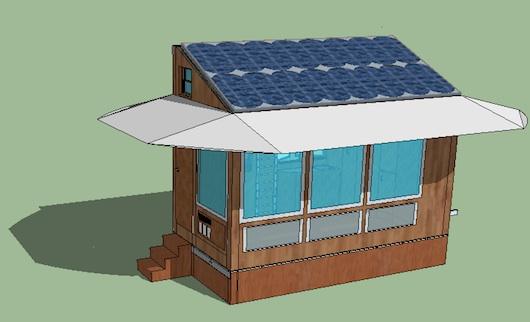 Northwestern Tiny House Project