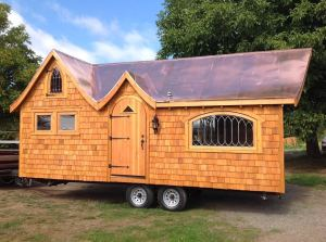 The Amazing Pinafore Tiny Home