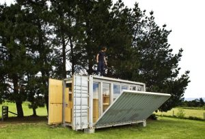 Port-A-Bach 20' Shipping Container Tiny House