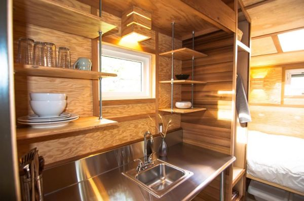 Salsa Box Tiny House