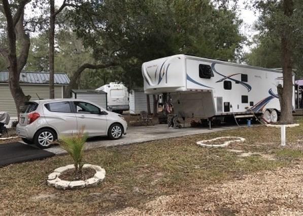 Tiny House Lot Available in Salt Springs, FL ($19k)