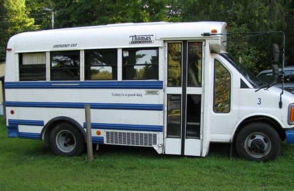 Diy School Bus Conversion To Motorhome For Sale