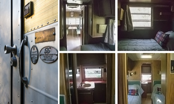 Two Classic Travel Trailer To Micro Cabin Conversions