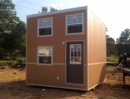 Slabtown Cube Tiny House