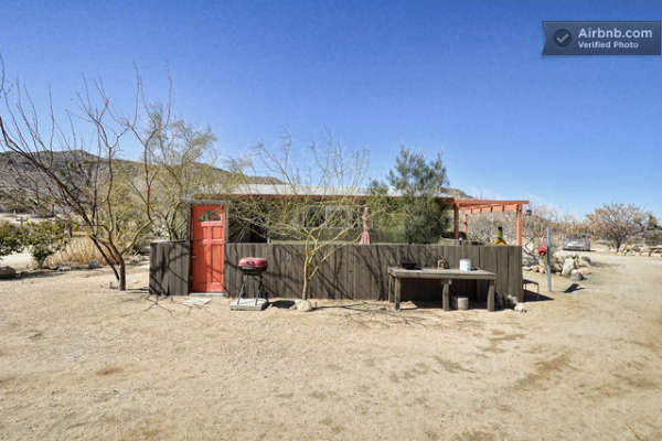 Small Cabin for Rent in Joshua Tree California