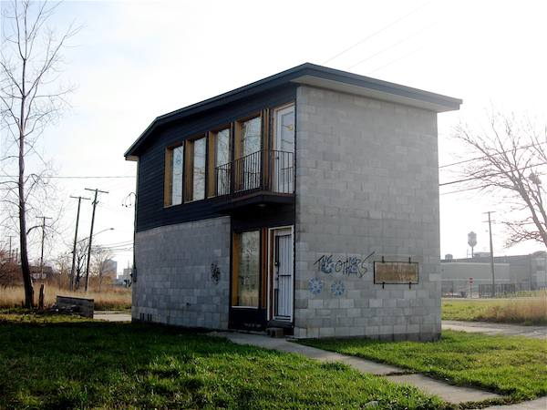 Small House in Detroit