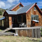 Small Rustic Cabin in San Luis Valley South Colorado for Sale on 40 Acres