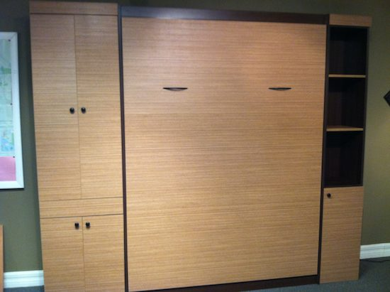 Small Space Furniture #19 - Hidden Desk & Bed - Murphy Bed Center