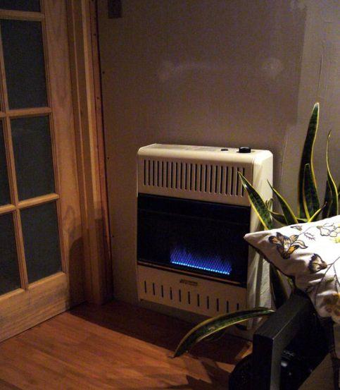 Propane Heater for Tiny House