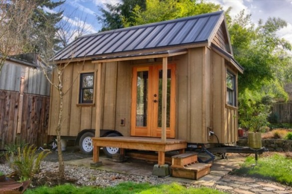 Sweet Pea Tiny House     Plans to Build Your Own Sweet Pea Tiny House     1 2 Off Plans to Build Your Own