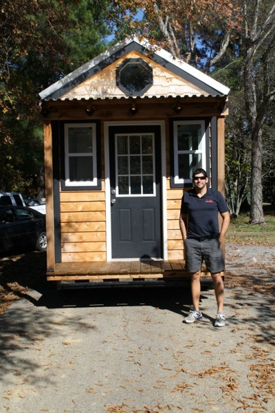 Tennessee Tiny Homes: The Reed Tiny House