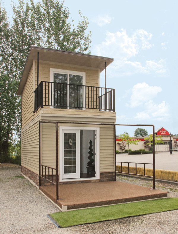 28 Two Story Tiny House Plans With Porches
