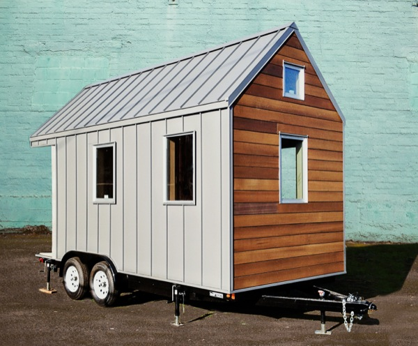 the miter box  modern tiny house on wheels by shelter wise llc