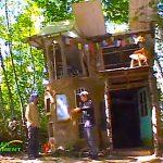 Tiny Earthen Cob House by Peak Moment TV