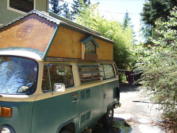 Custom Built Tiny House Bus