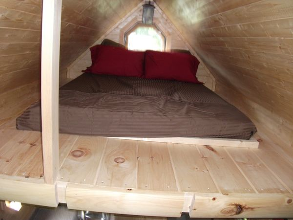 Tiny Cabins Sleeping Loft