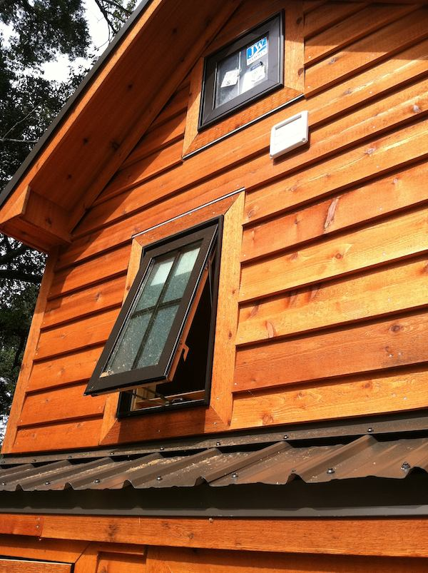 Tiny Living Tiny House Plans by Dan Louche of Tiny Home Builders