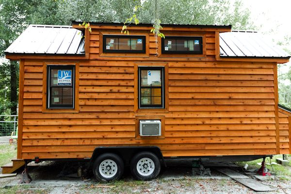 Tiny Living: Tiny House Plans