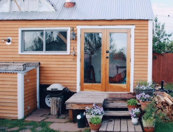 Timber Frame Tiny House