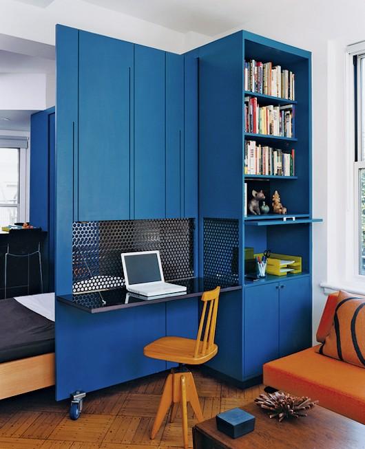 450 Square Foot Apartment Redesign