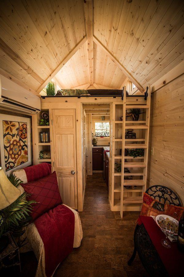 Elm 18 Overlook 117 Sq Ft Tumbleweed Tiny Home On Wheels