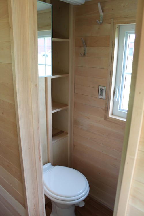 Tumbleweed Fencl Tiny House for Sale
