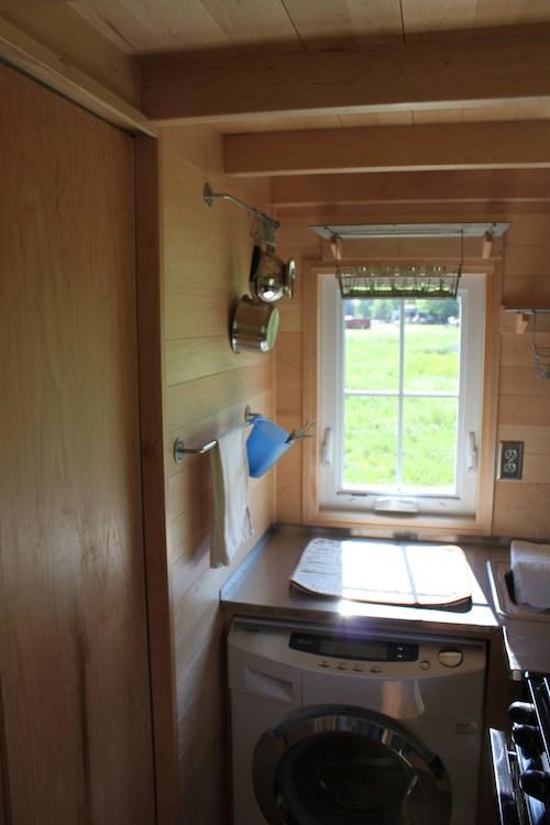 Tumbleweed Fencl Tiny House Kitchen