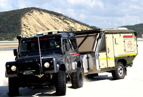 Uev 490 Conqueror Australia S Versatile Off Road Camping