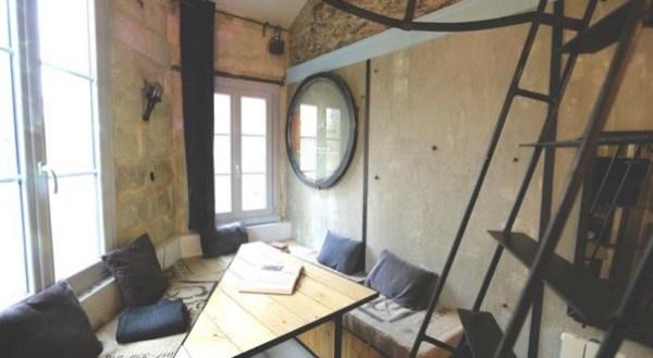 Villa Hamster Tiny House in Nantes, France