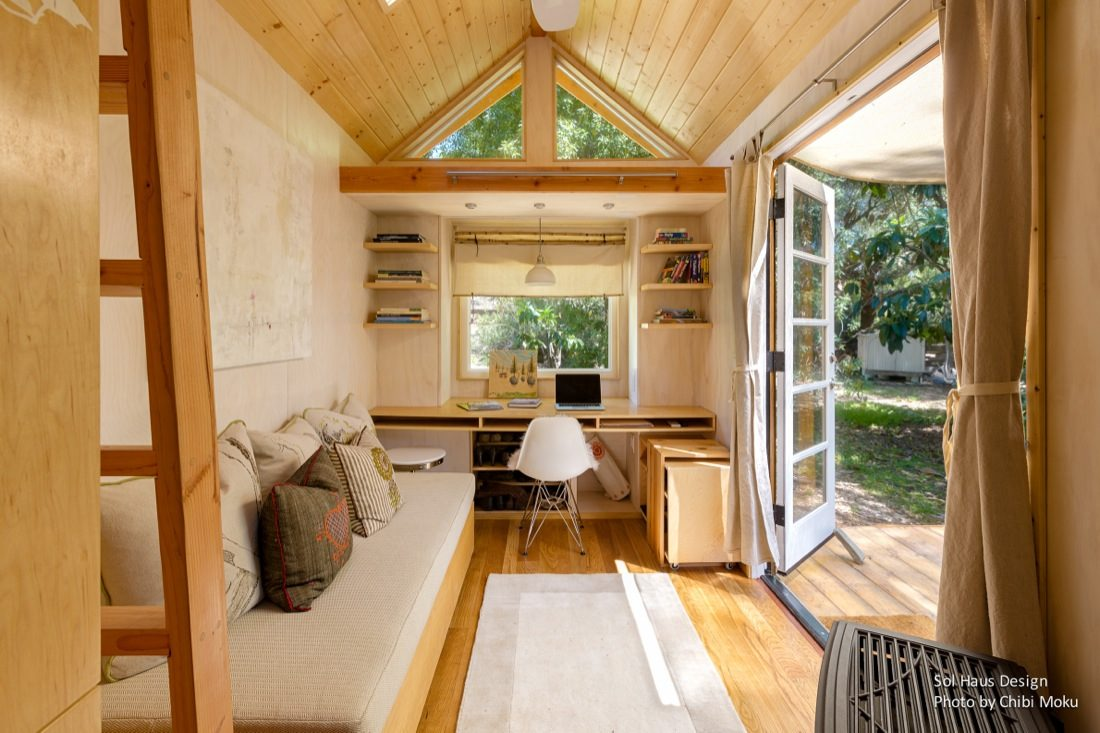 Simple Living Small House