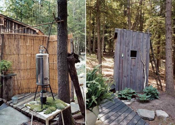Small Rustic Cabin Completely Off-Grid (1)