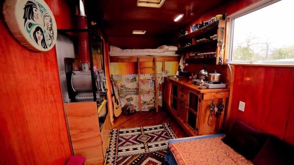 Box Truck to Tiny House Conversion