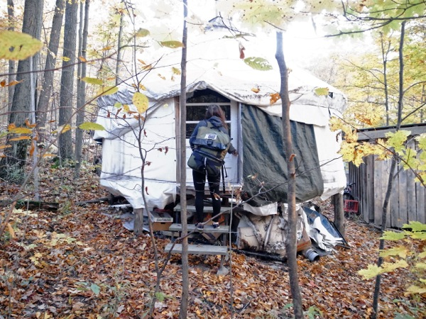 Yurt Guest House