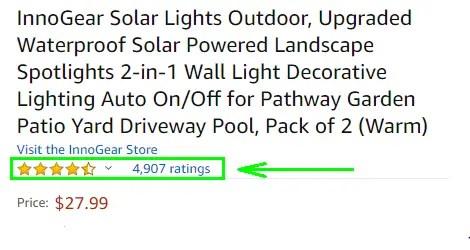 InnoGear Solar Rewiews