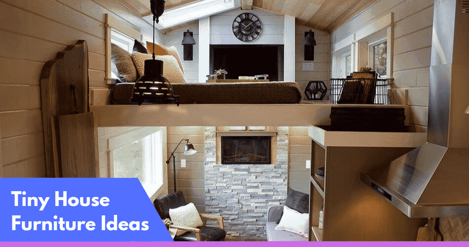 8 Brilliant Tiny House Furniture Ideas You Need To Know About Tiny Living Life