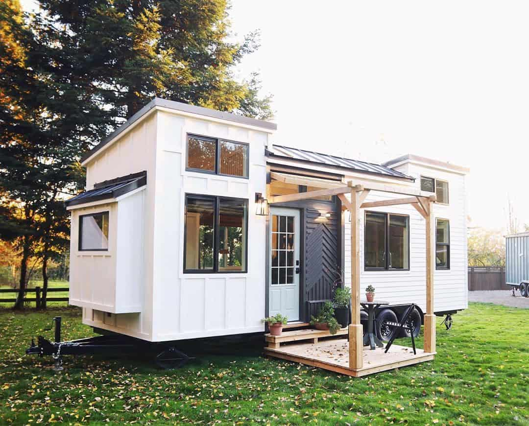 tiny house in Vancouver Canada