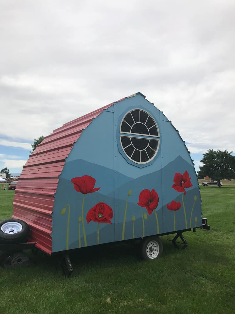 affordable tiny house on wheels