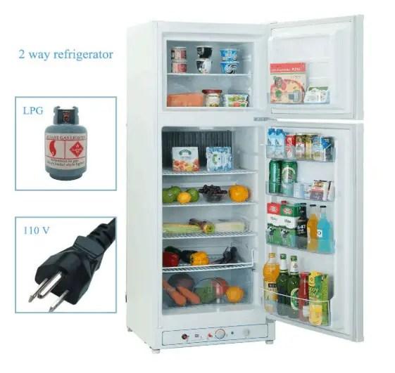 Smad Gas Refrigerator