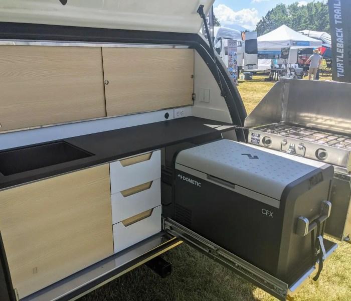 Outdoor Van Kitchens