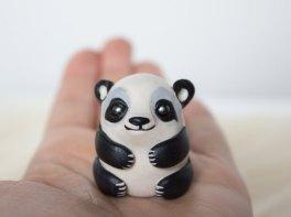 petit statuette panda