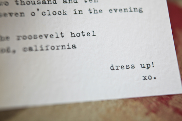 This Entry Was Posted In Invitations
