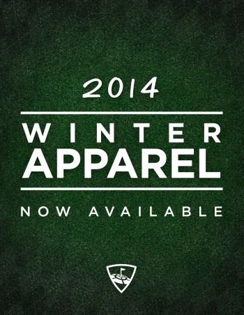 2014 Winter Apparel Ad Campaign