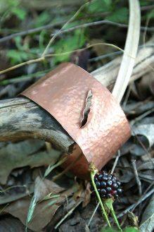 Copper Bracelet for Stacey Lea Metals