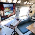 Diy Standing Desk Work At Home Or On The Road Tiny Shiny Home