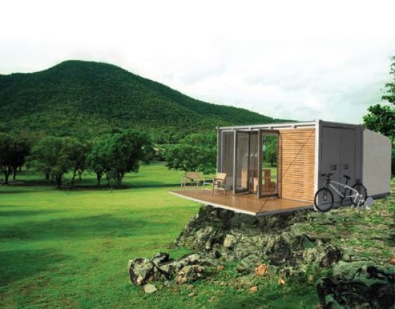best shipping container home