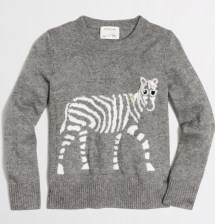 Girls-Zebra-Popover-sweater-215x224 Girls' J.Crew Factory Sale