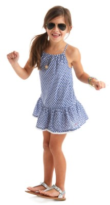 Maddie-Full-Length-Hat Summer Dresses || Tweens