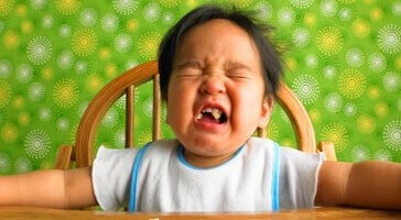 Image of baby crying