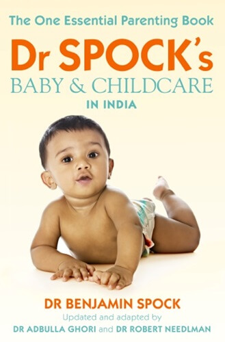 Cover of dr Spock's Baby and Childcare
